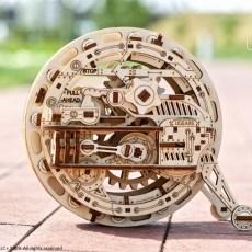 Modelbouw Monowheel