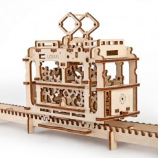 Tram modelbouw
