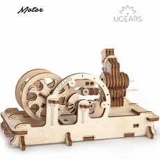 Pneumatische Motor modelbouw