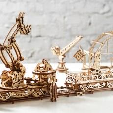 Spoorbouw Robot modelbouw