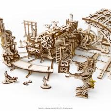 Modelbouw De Robot Fabriek