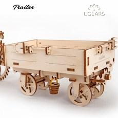 Tractor Trailer modelbouw