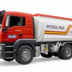 MAN TGS Tankwagen