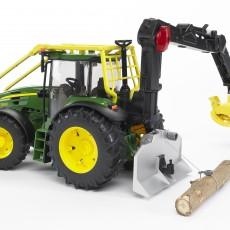 John Deere 7930 Bosbouwtractor