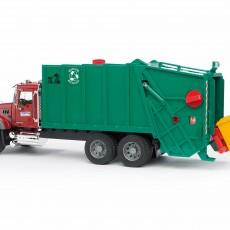 MACK Granite vuilniswagen