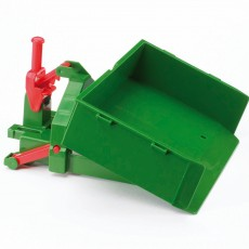 Tractor kiepbak