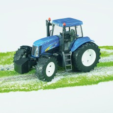 New Holland T8040 tractor