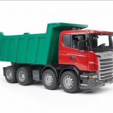 Scania R-serie Dumper
