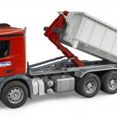 Mercedes-Benz Arocs met afrolcontainer