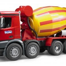 Mercedes-Benz Arocs Vrachtwagen met betonmixer