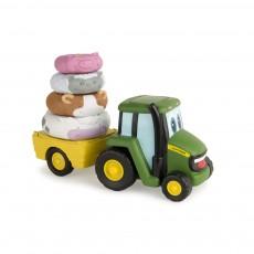 Johnny Tractor met stapelringen