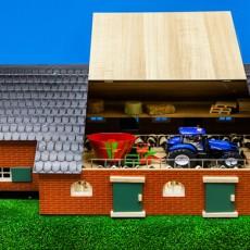 Boerderij met stal en woonhuis