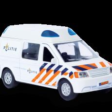 Politie bestelwagen