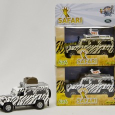 Land rover Defender Safari (beige)