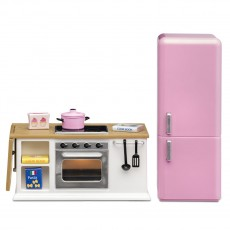 Keukenset met combi-oven
