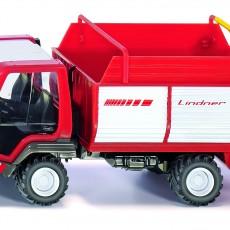 Lindner Unitrac met laadwagen