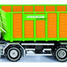 Joskin Cargo-track met laadwagen