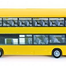 MAN dubbeldekker lijnbus