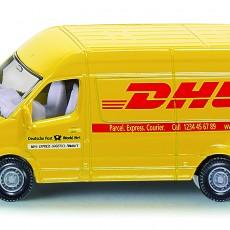 DHL postwagen