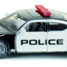 Amerikaanse politieauto