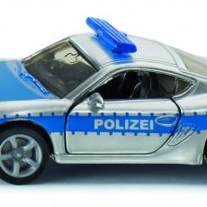 Autosnelweg-patrouilleauto