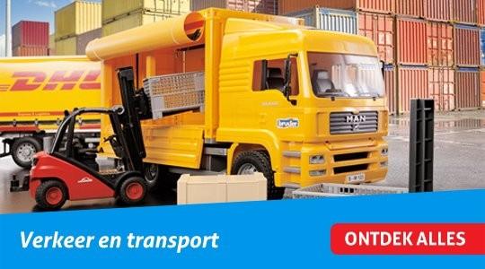 Thema verkeer en transport