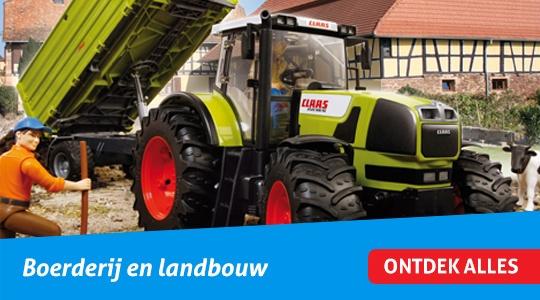 Boerderij en landbouw