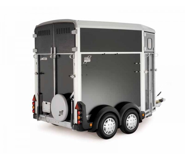 Ifor Williams paardentrailer HB506