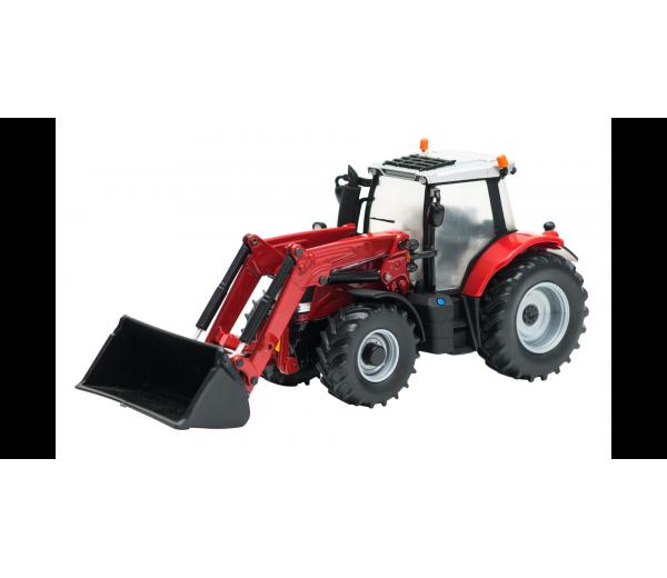Massey Fergusson 6616 Tractor met voorlader