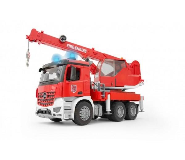 MB Arocs Brandweer kraanwagen