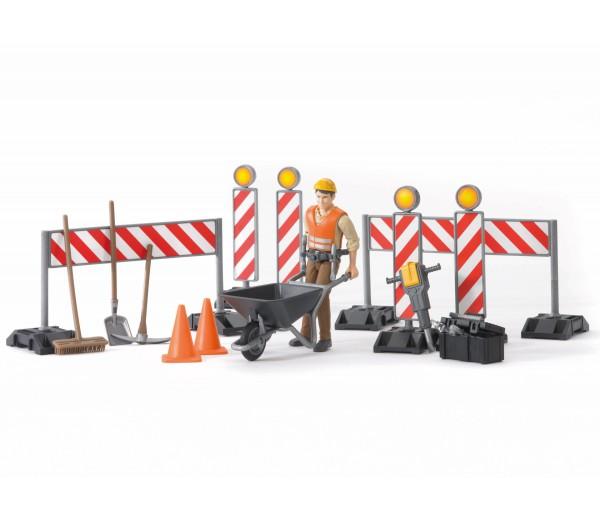 Bouwvakker en bouwaccessoires