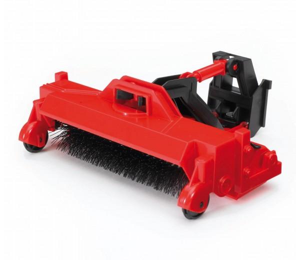 Veegmachine voor tractoren