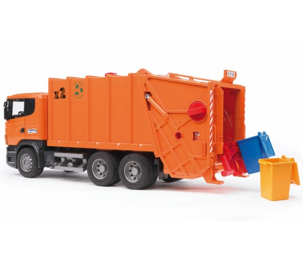 Scania vuilniswagen