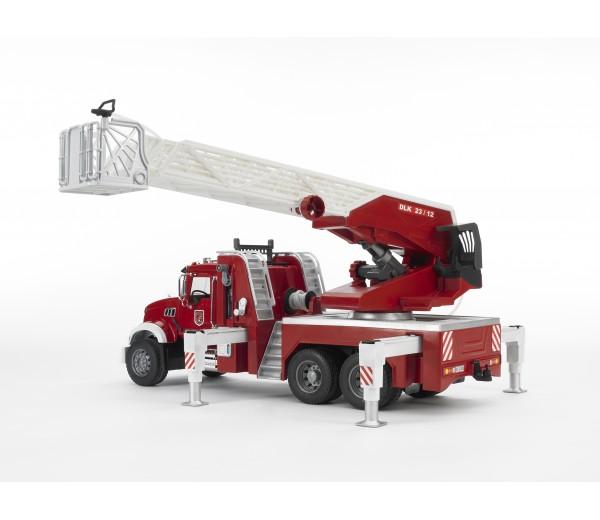 MACK Granite Brandweerauto