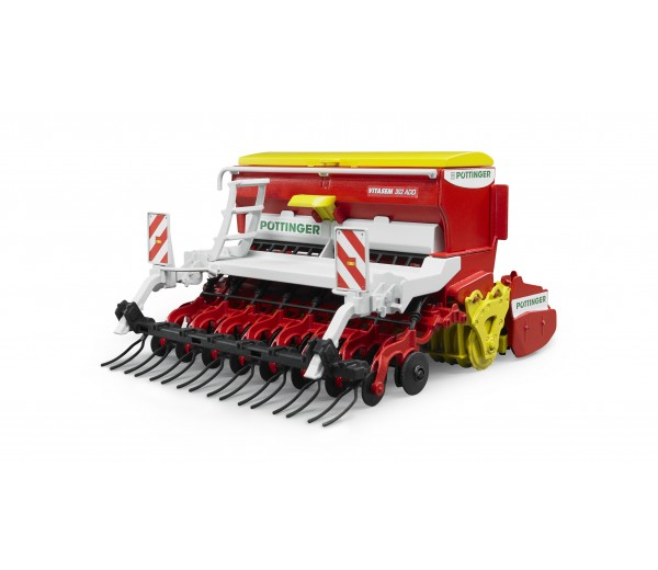 Pottinger Vitasem 302ADD zaaimachine