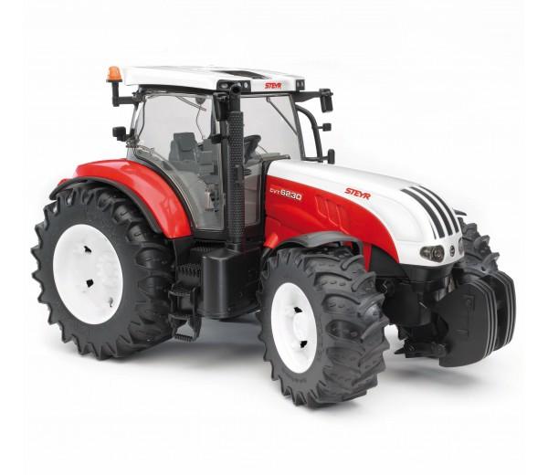 Steyr CVT 6230 tractor
