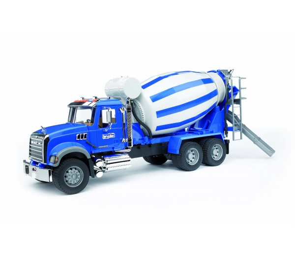 Mack Granite Truck met betonmixer
