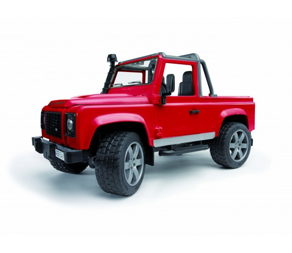 Land Rover pick-up