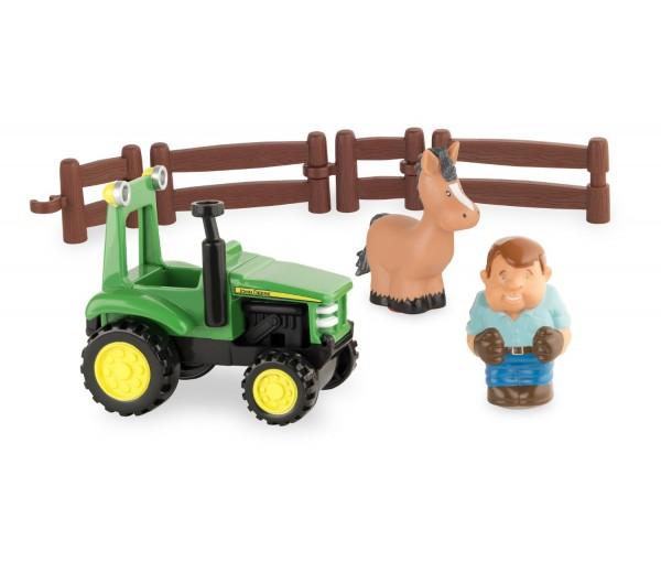 John Deere tractor Speelset