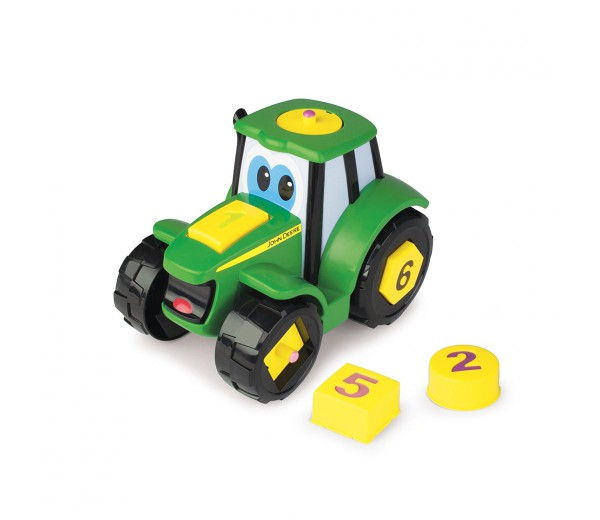 Learn and Pop Johnny Tractor