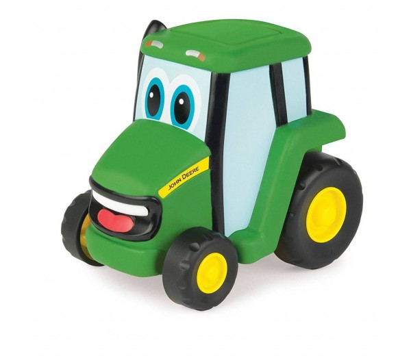 Push and Roll Johnny Tractor
