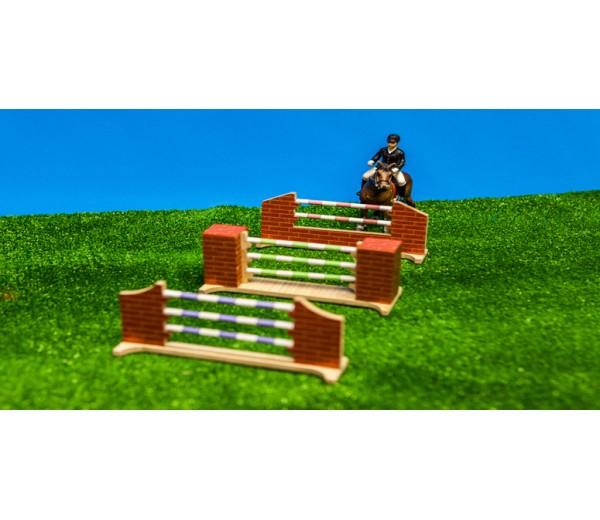 Hindernissenset voor paarden