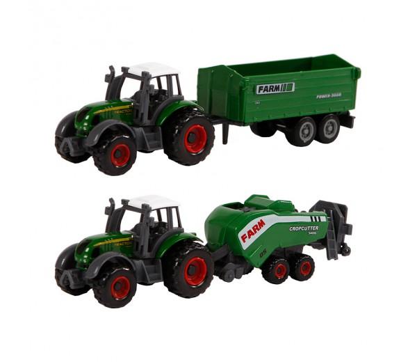3-delig tractor set - 2