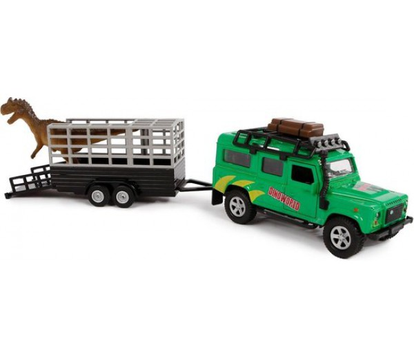 Land Rover dino transport