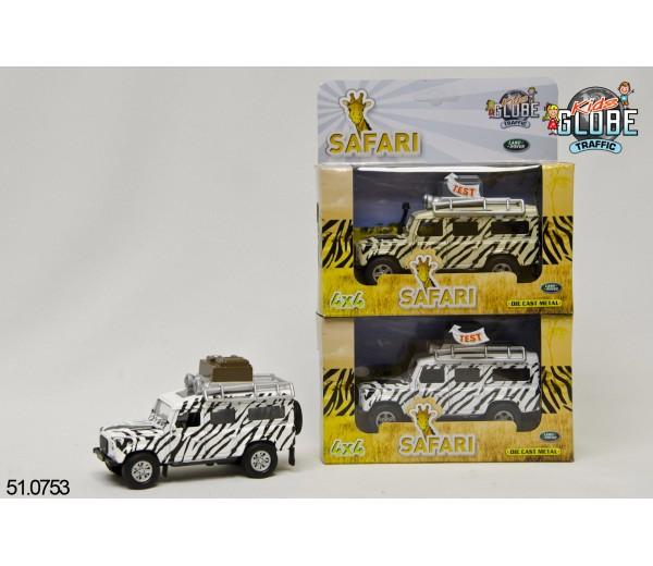 Land rover Defender Safari (beige)