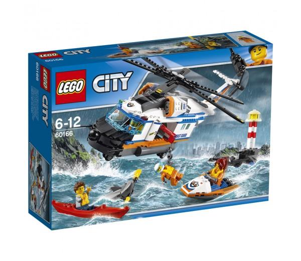 Zware reddingshelikopter