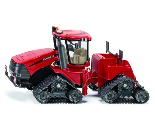 Case IH Quadtrac 600 Tractor met rupsbanden