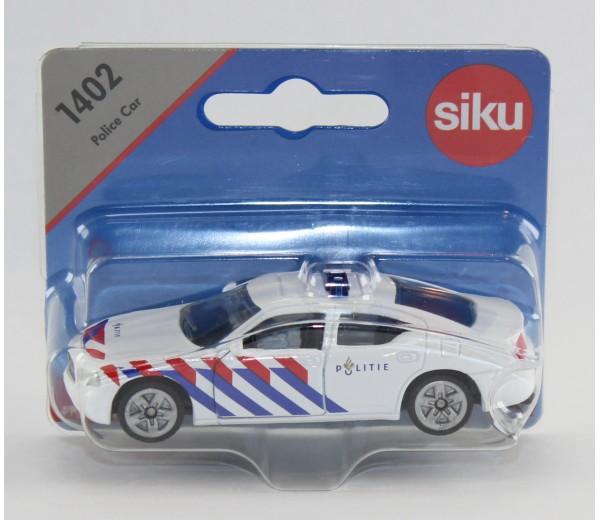 Dodge politieauto NL