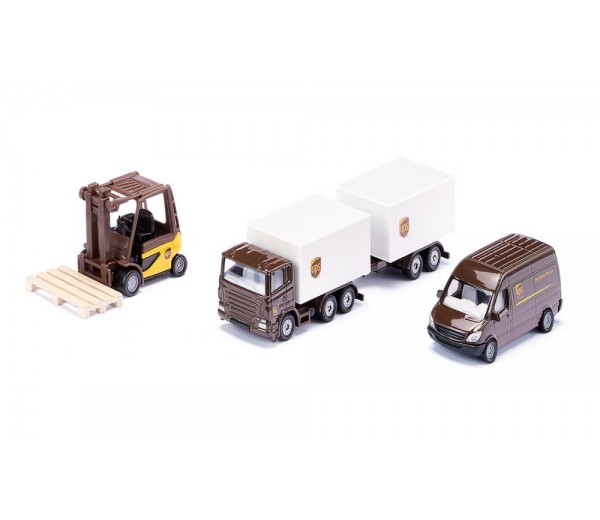 UPS Logistiek Set
