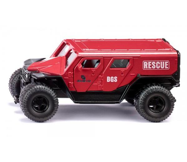 Reddingstruck GHE-O Rescue